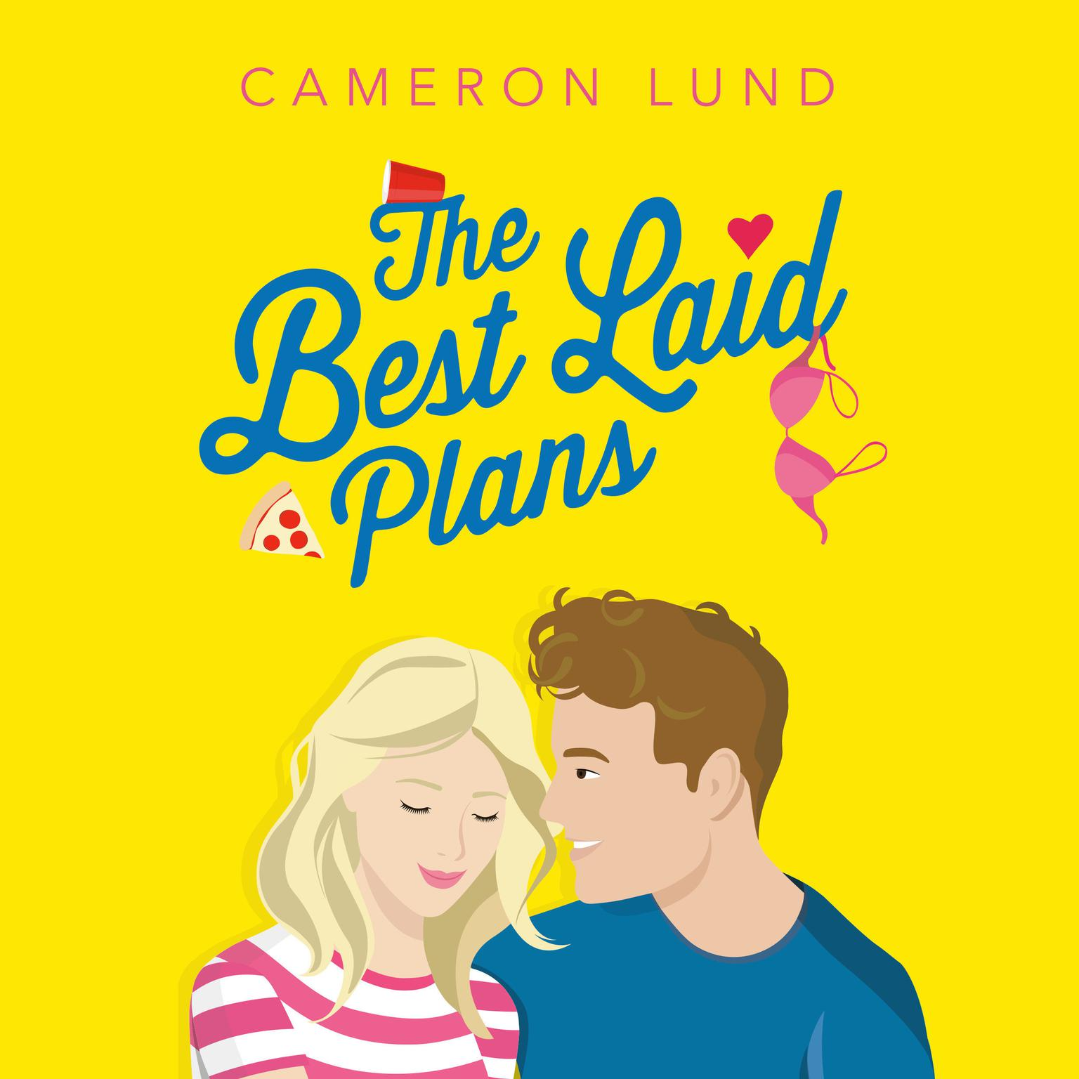 Printable The Best Laid Plans Audiobook Cover Art