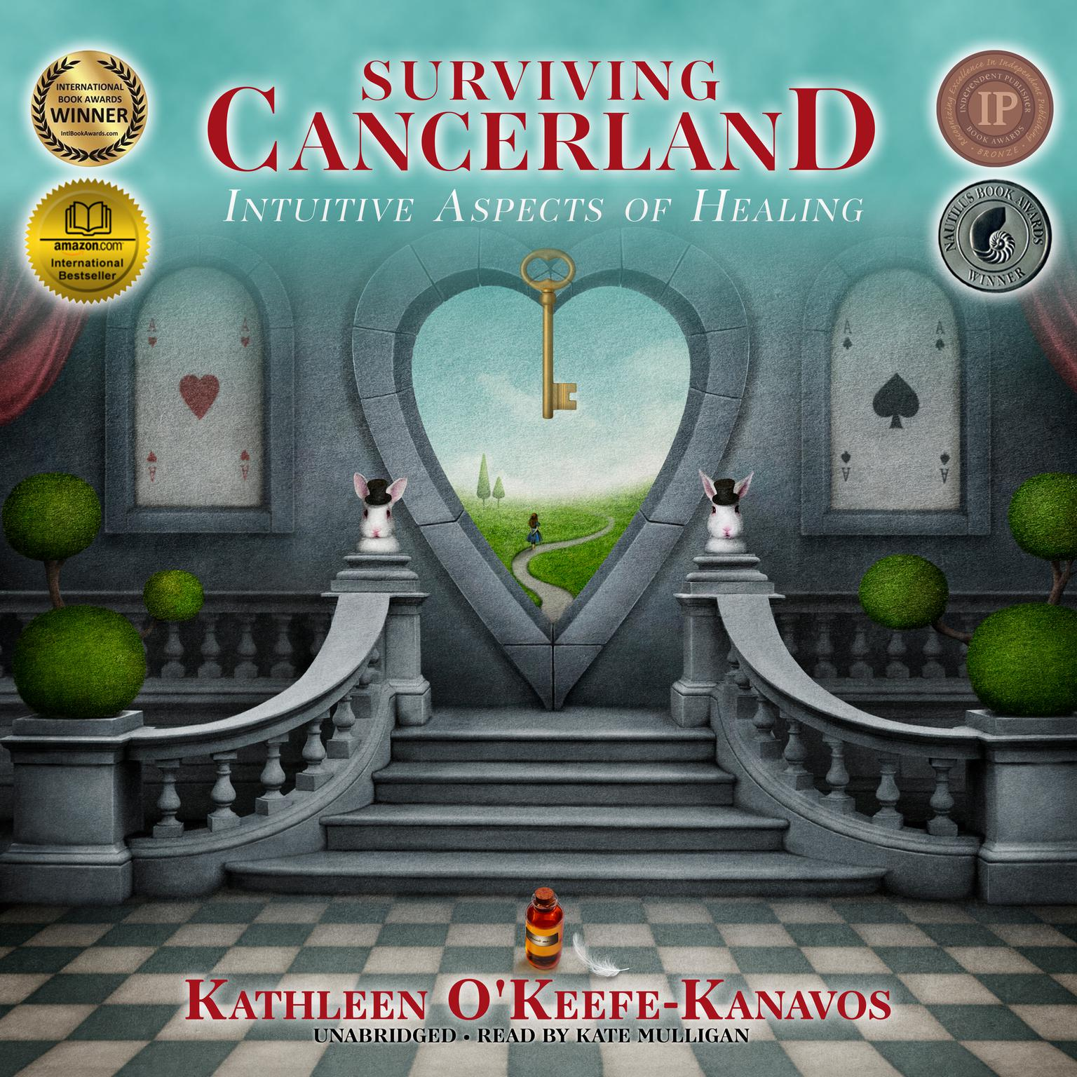 Surviving Cancerland: Intuitive Aspects of Healing Audiobook, by Kathleen O'Keefe-Kanavos