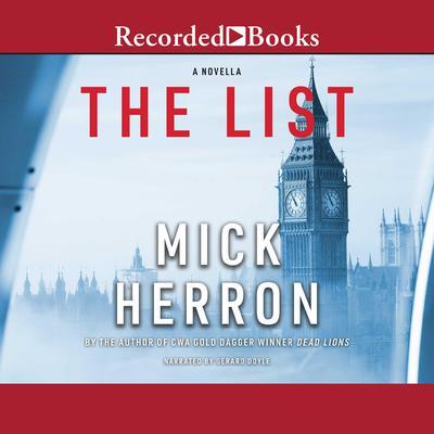 The List Audiobook, by Mick Herron