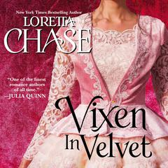 Vixen in Velvet Audiobook, by Loretta Chase