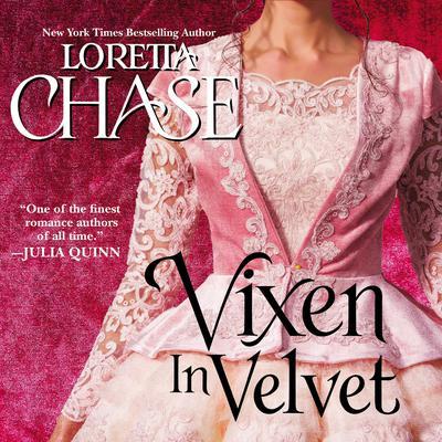 Vixen in Velvet Audiobook, by