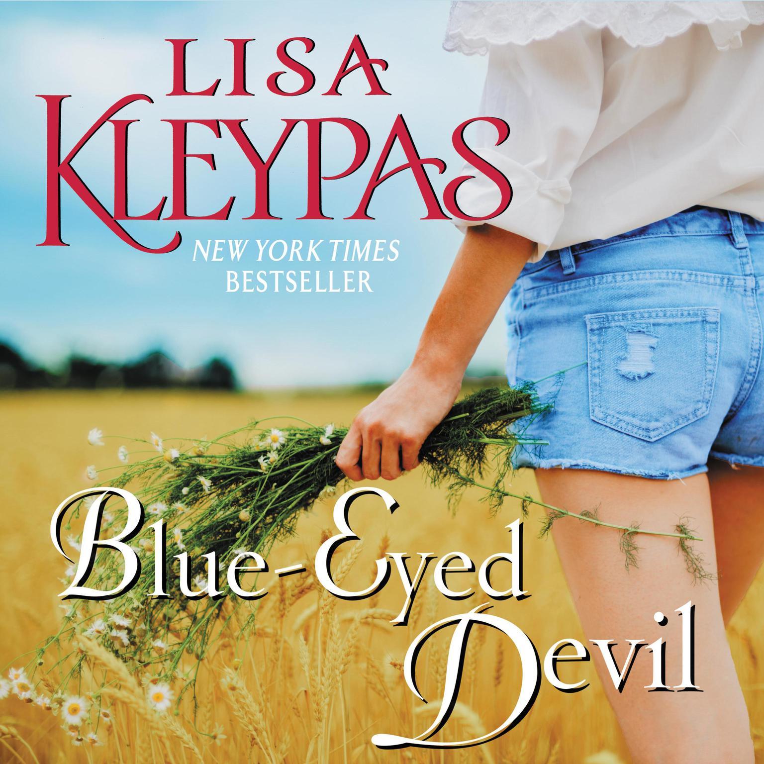 Printable Blue-Eyed Devil: A Novel Audiobook Cover Art