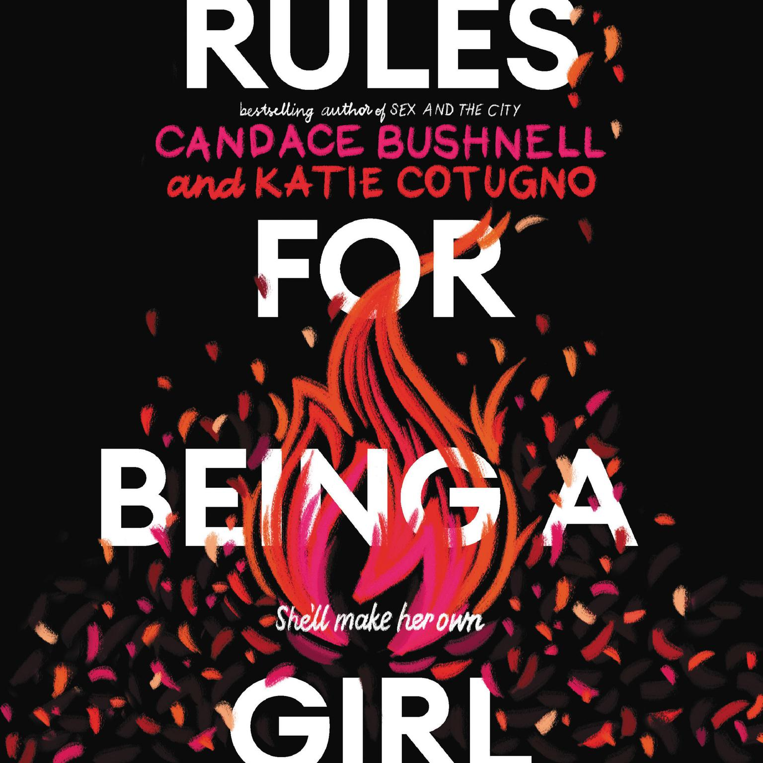 Rules For Being A Girl Audiobook