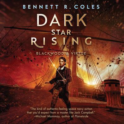 Dark Star Rising: Blackwood & Virtue Audiobook, by