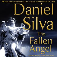 The Fallen Angel Audiobook, by Daniel Silva
