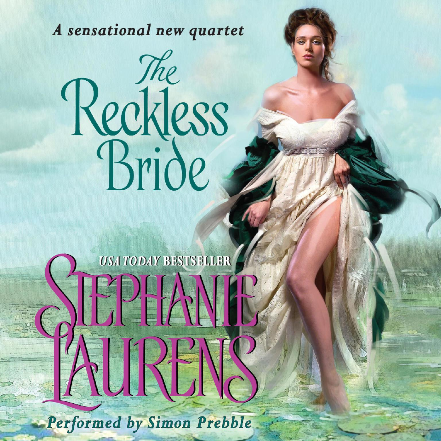 Printable The Reckless Bride Audiobook Cover Art