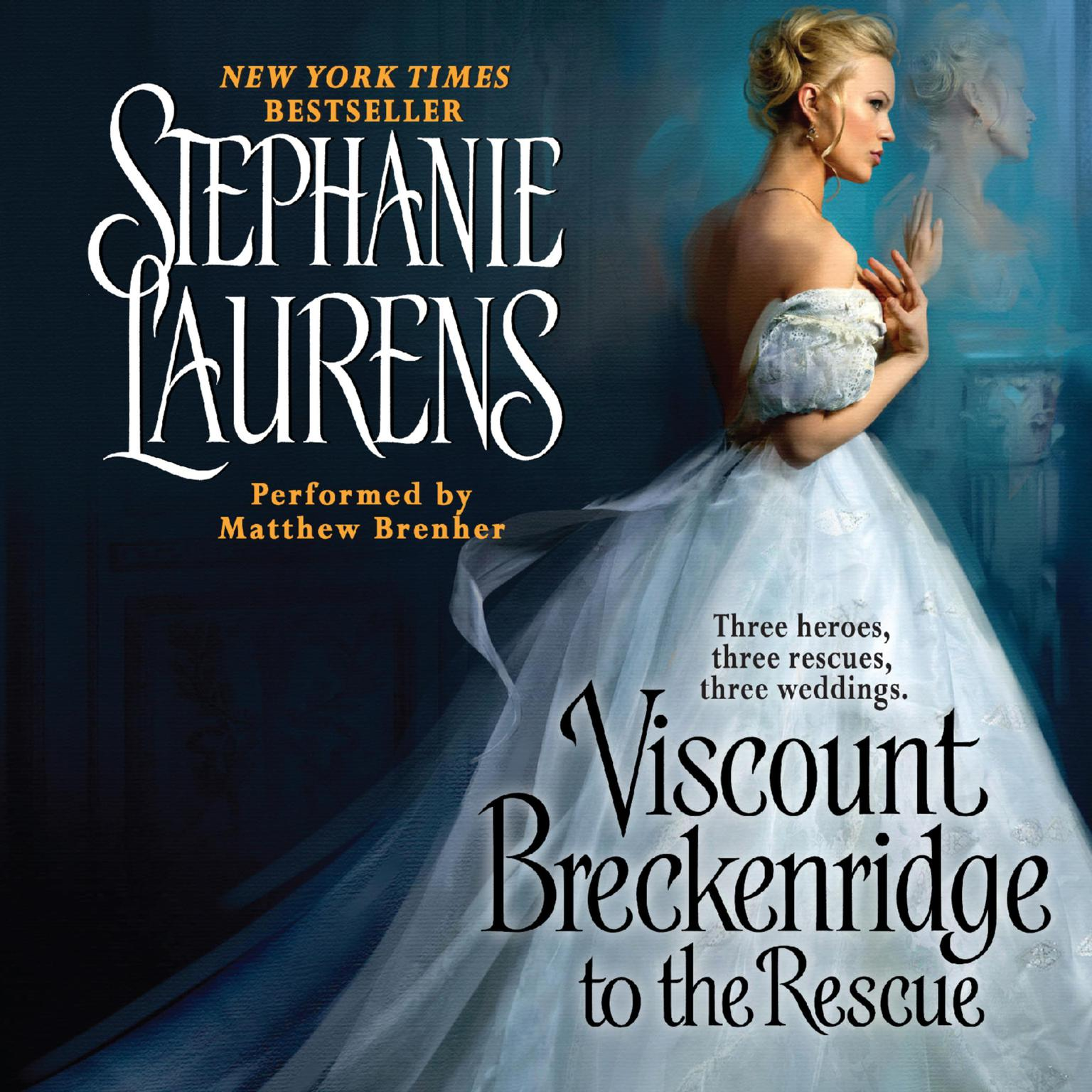 Printable Viscount Breckenridge to the Rescue Audiobook Cover Art
