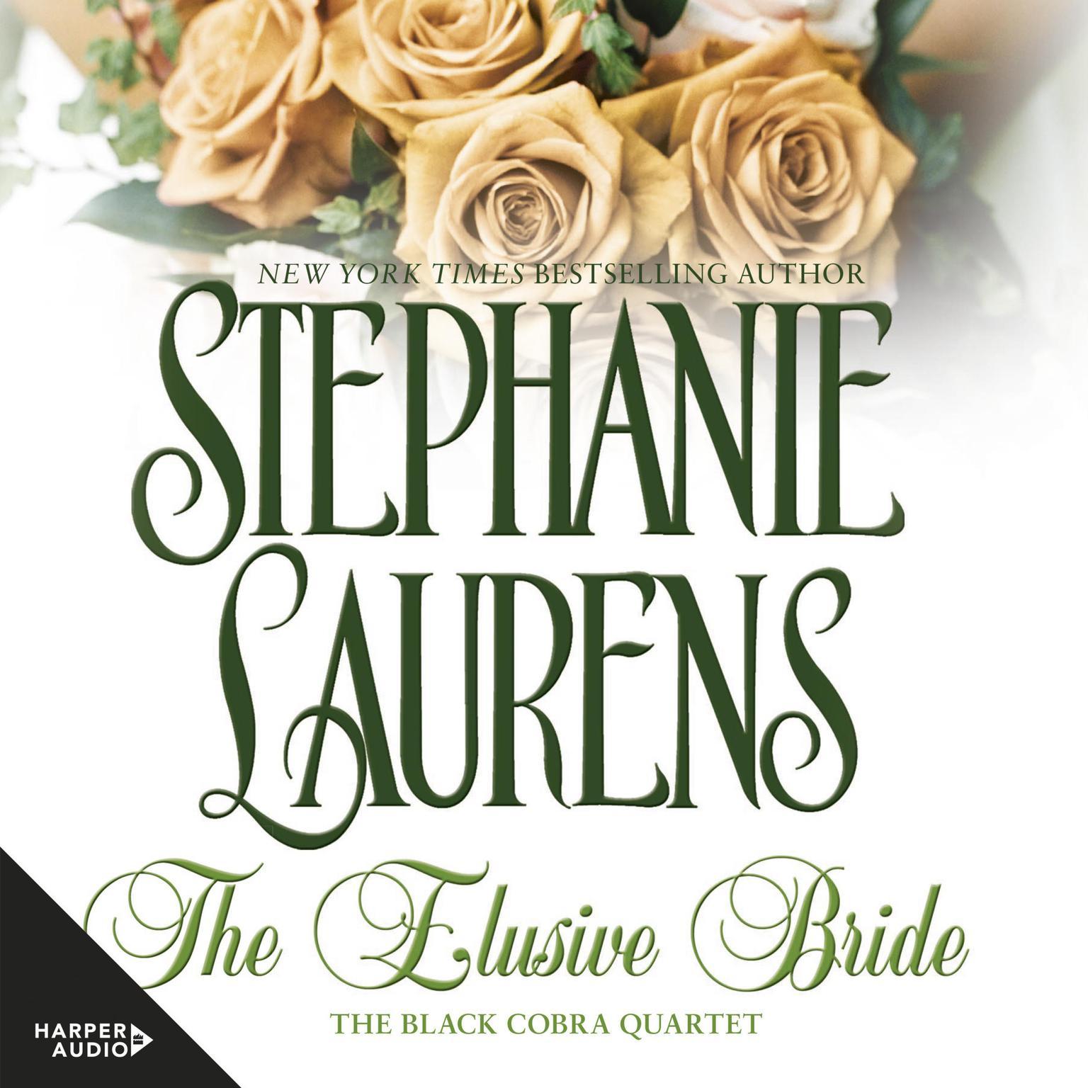 Printable The Elusive Bride Audiobook Cover Art