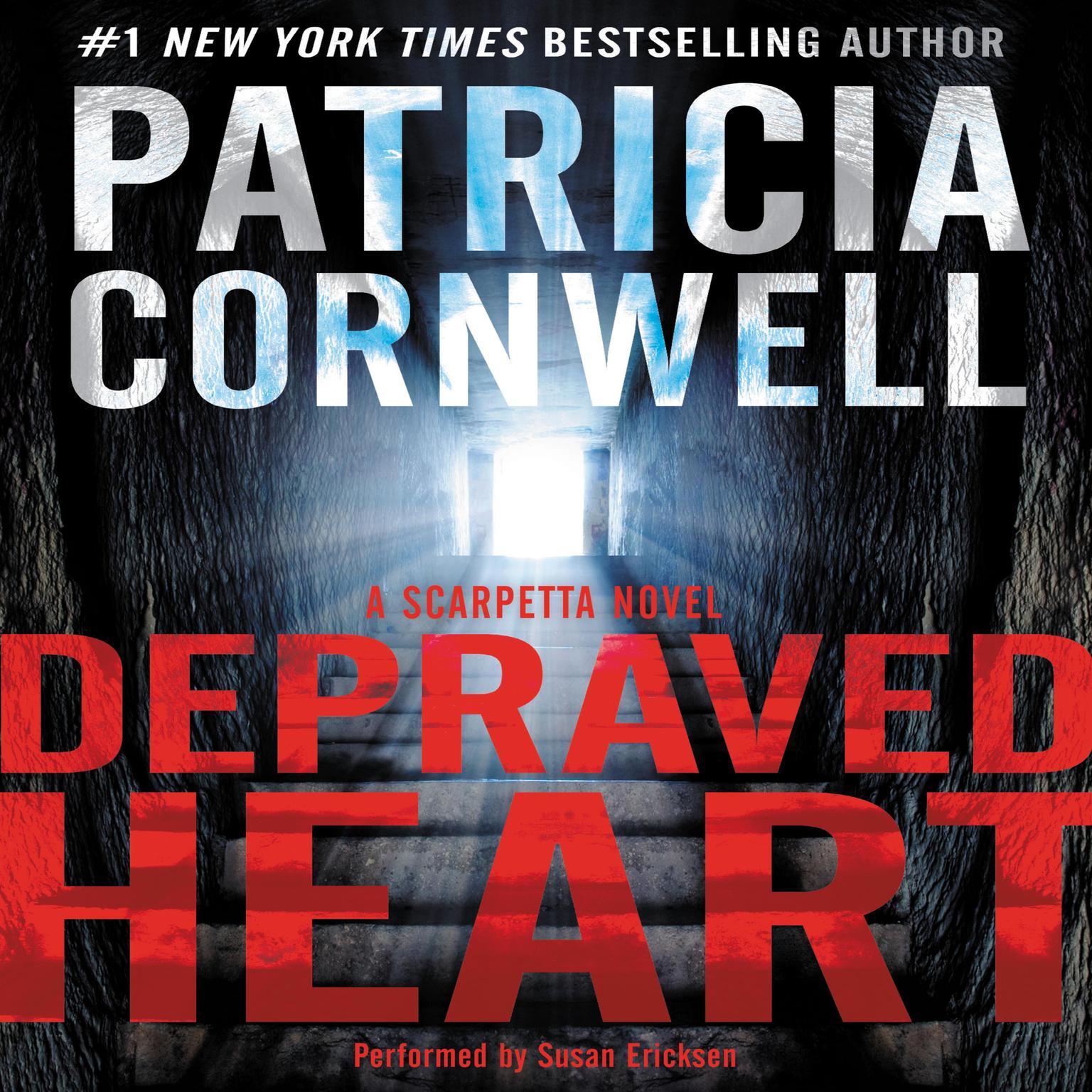 Printable Depraved Heart Audiobook Cover Art