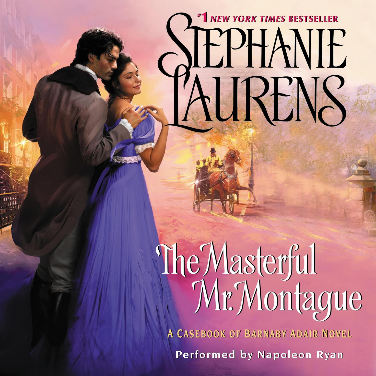 The Masterful Mr. Montague Audiobook, by Stephanie Laurens