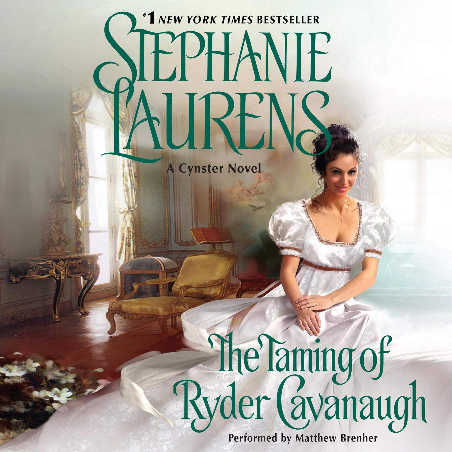 Printable The Taming of Ryder Cavanaugh Audiobook Cover Art