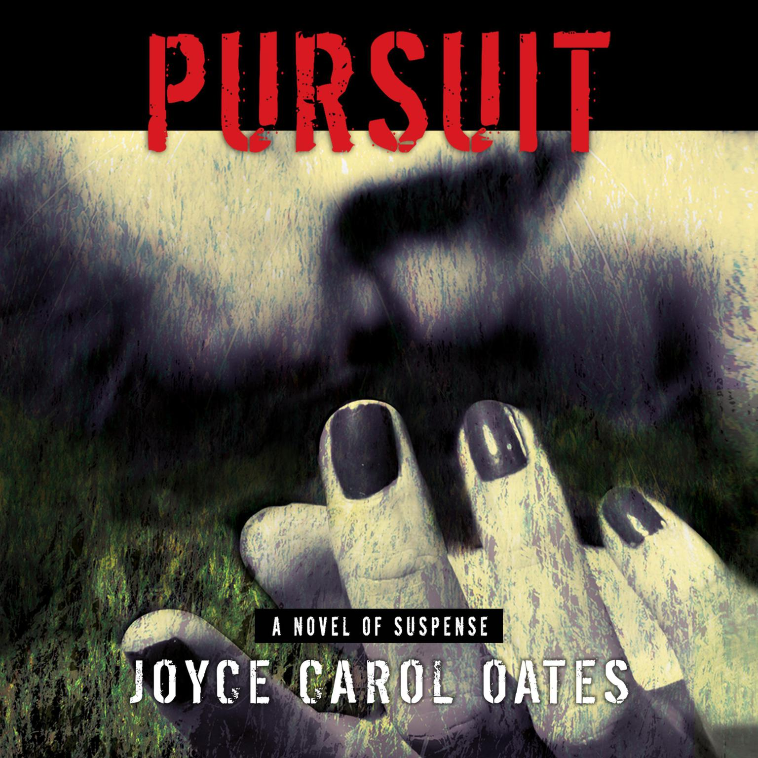 Printable Pursuit Audiobook Cover Art