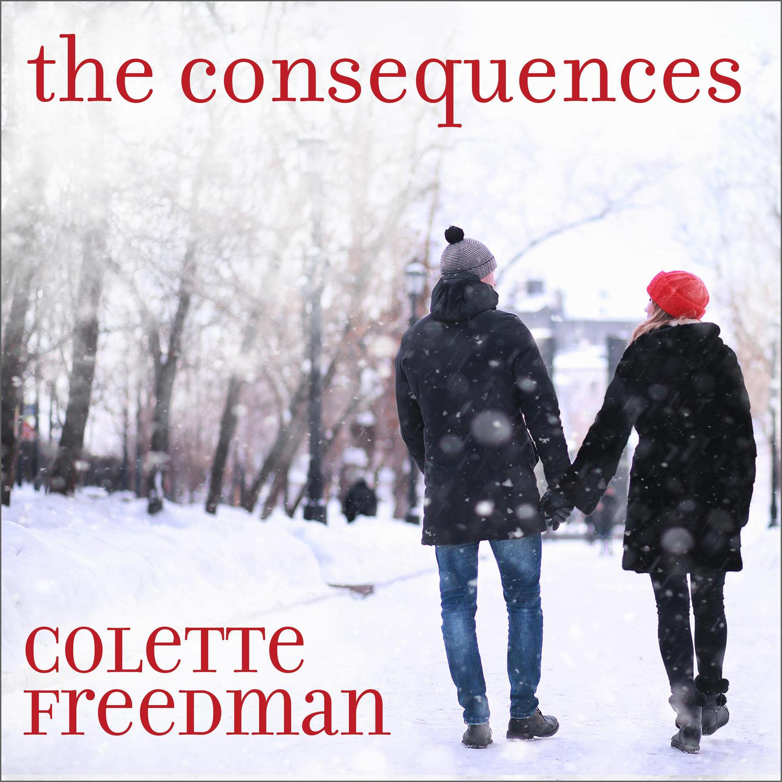Printable The Consequences Audiobook Cover Art