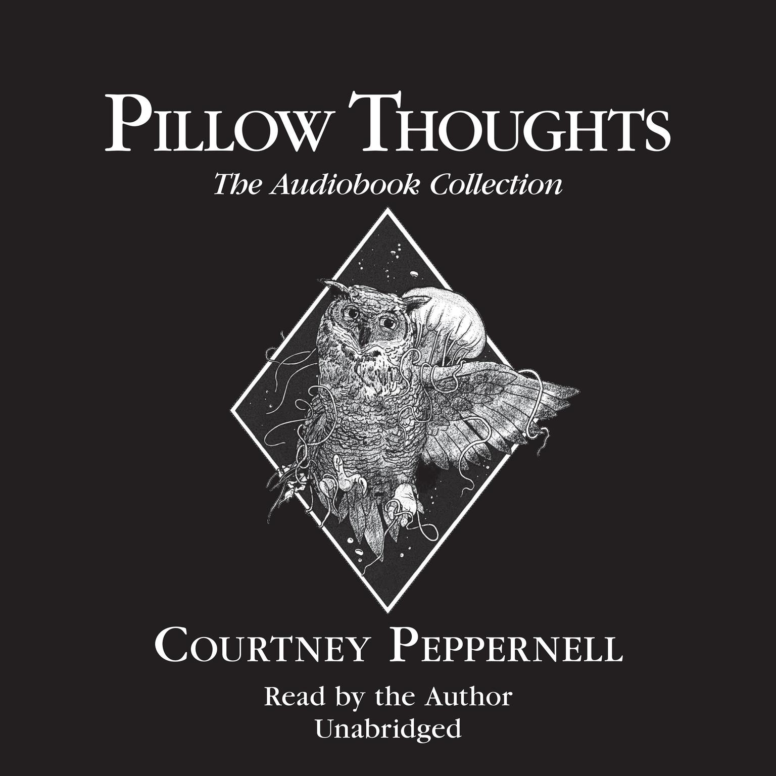 Printable Pillow Thoughts: The Audiobook Collection Audiobook Cover Art