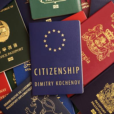 Citizenship Audiobook, by