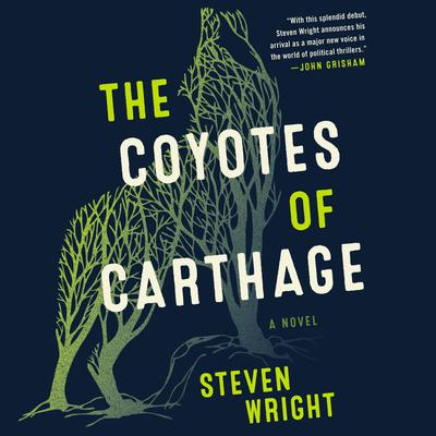 The Coyotes of Carthage: A Novel Audiobook, by Steven Wright
