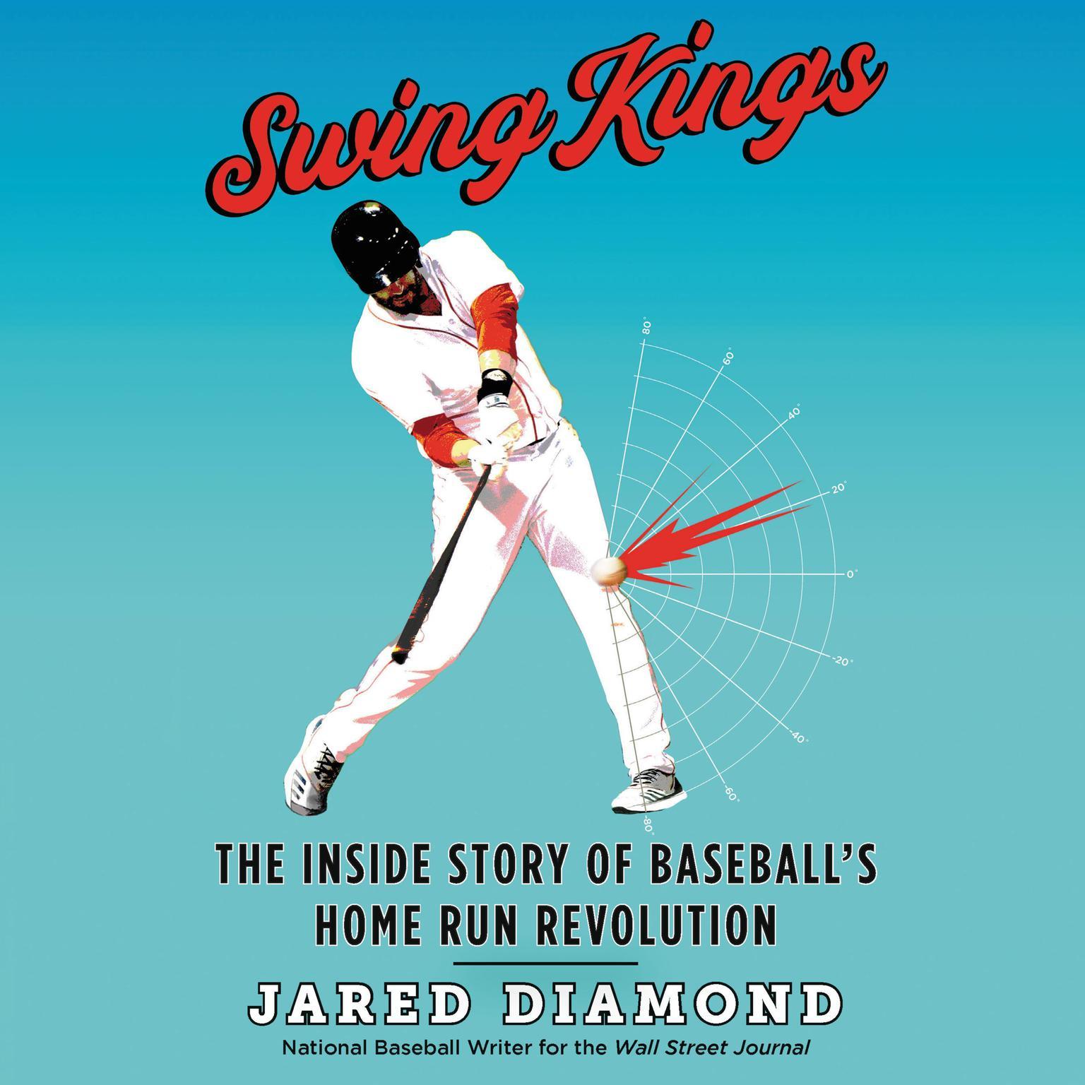 Printable Swing Kings: The Inside Story of Baseball's Home Run Revolution Audiobook Cover Art