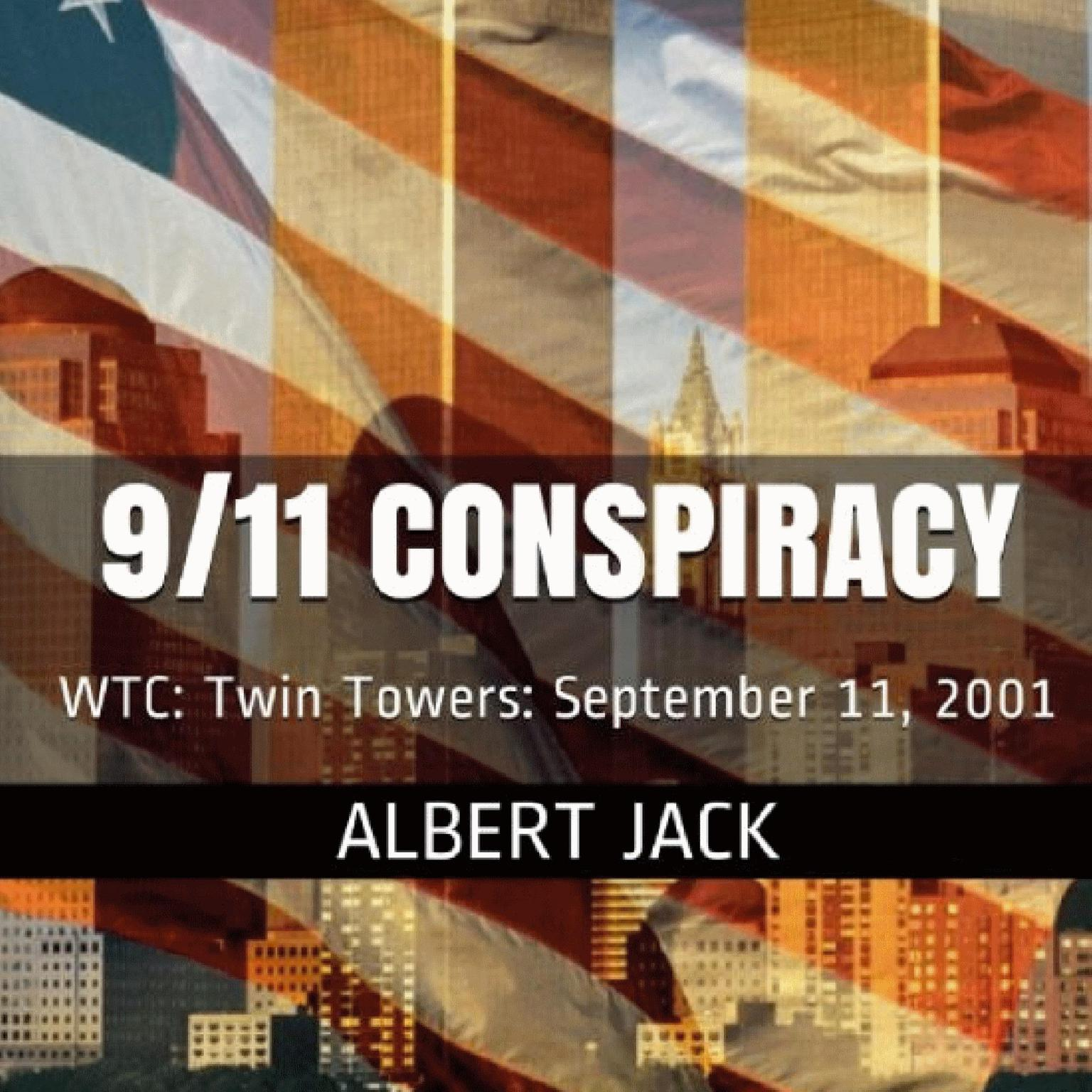 Printable September 11: The 9/11 Conspiracy Audiobook Cover Art