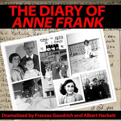 The Diary of Anne Frank Audiobook, by