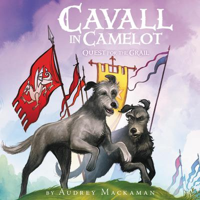 Cavall in Camelot #2: Quest for the Grail Audiobook, by Audrey Mackaman