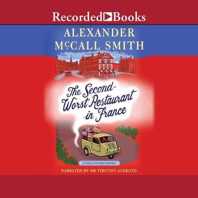 The Second-Worst Restaurant in France Audiobook, by