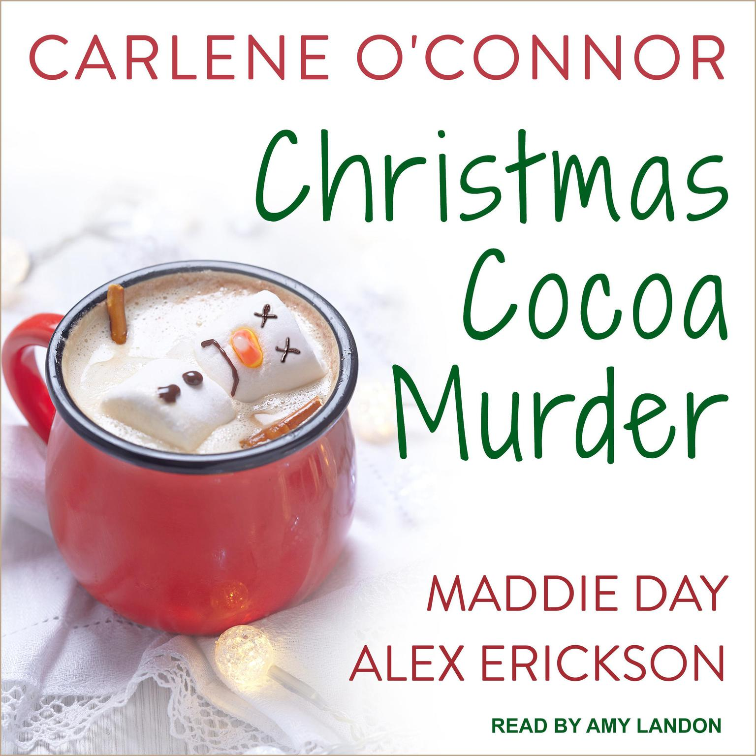 Christmas Cocoa Murder Audiobook, by Carlene O'Connor