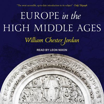 Europe in the High Middle Ages Audiobook, by