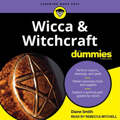 Wicca and Witchcraft For Dummies Audiobook, by Diane Smith