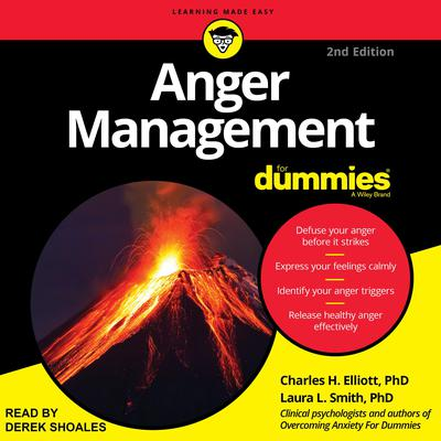 Anger Management for Dummies: 2nd Edition Audiobook, by