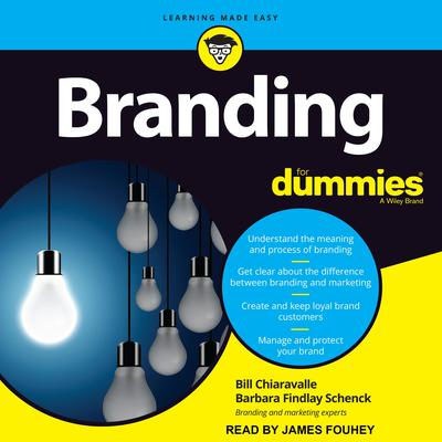 Branding for Dummies: 2nd Edition Audiobook, by
