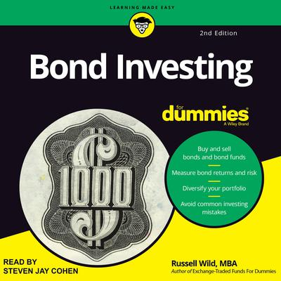 Bond Investing For Dummies: 2nd Edition Audiobook, by