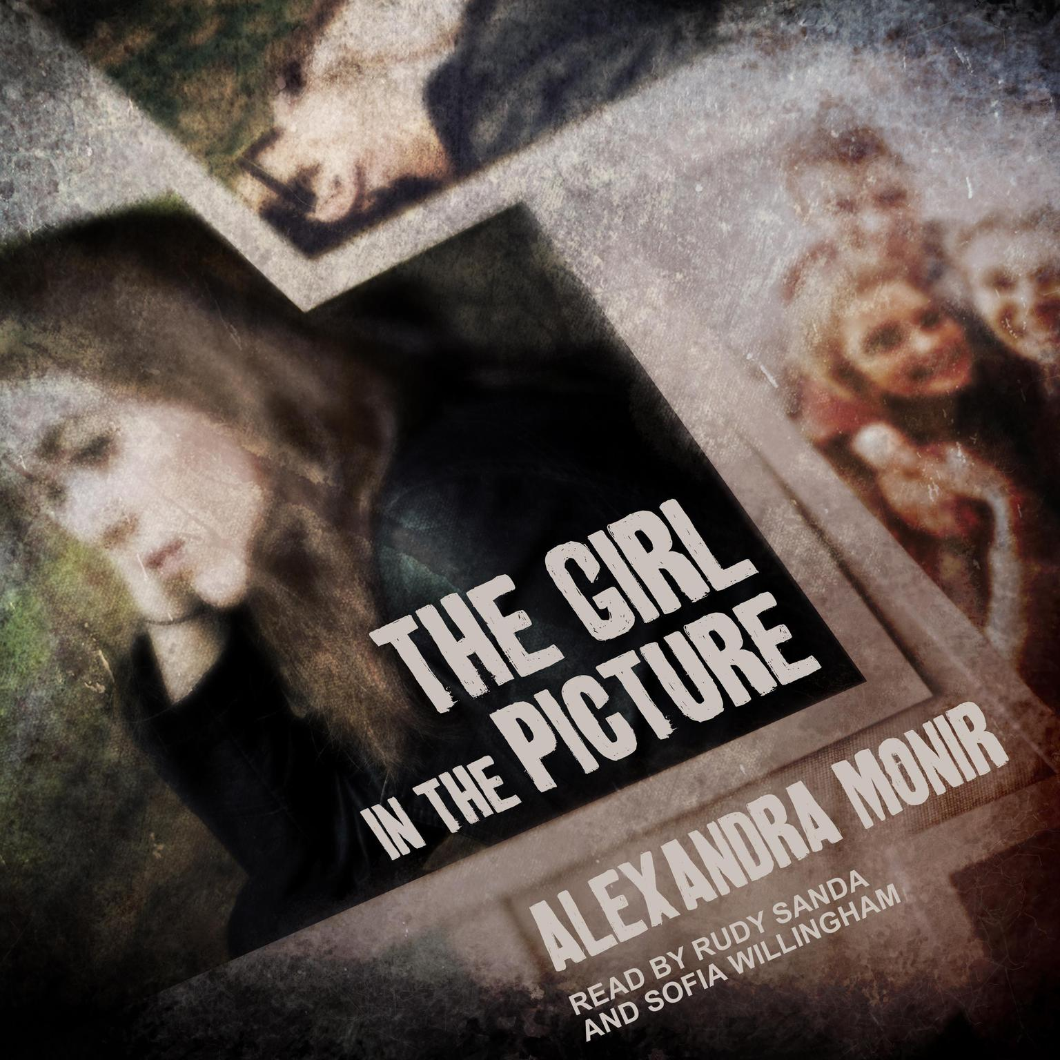 Printable The Girl in the Picture Audiobook Cover Art