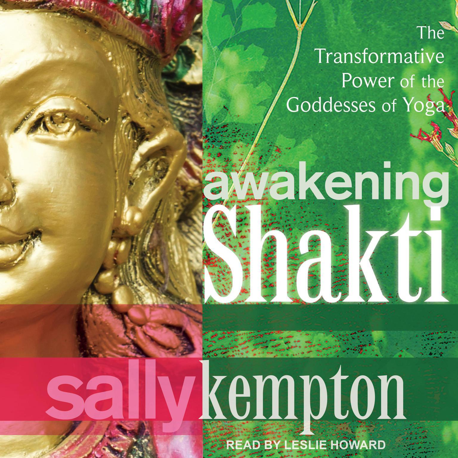 Printable Awakening Shakti: The Transformative Power of the Goddesses of Yoga Audiobook Cover Art
