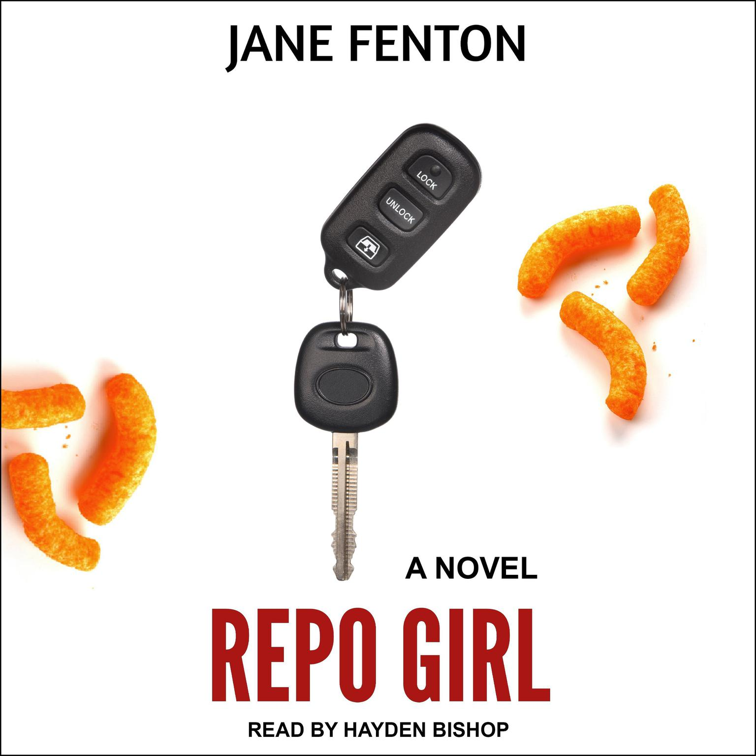 Printable Repo Girl: A Novel Audiobook Cover Art