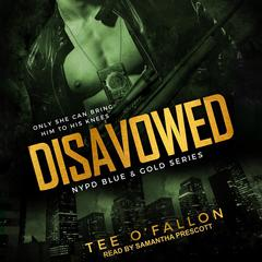 Disavowed Audiobook, by Tee O'Fallon