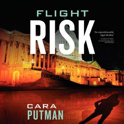 Flight Risk Audiobook, by Cara Putman