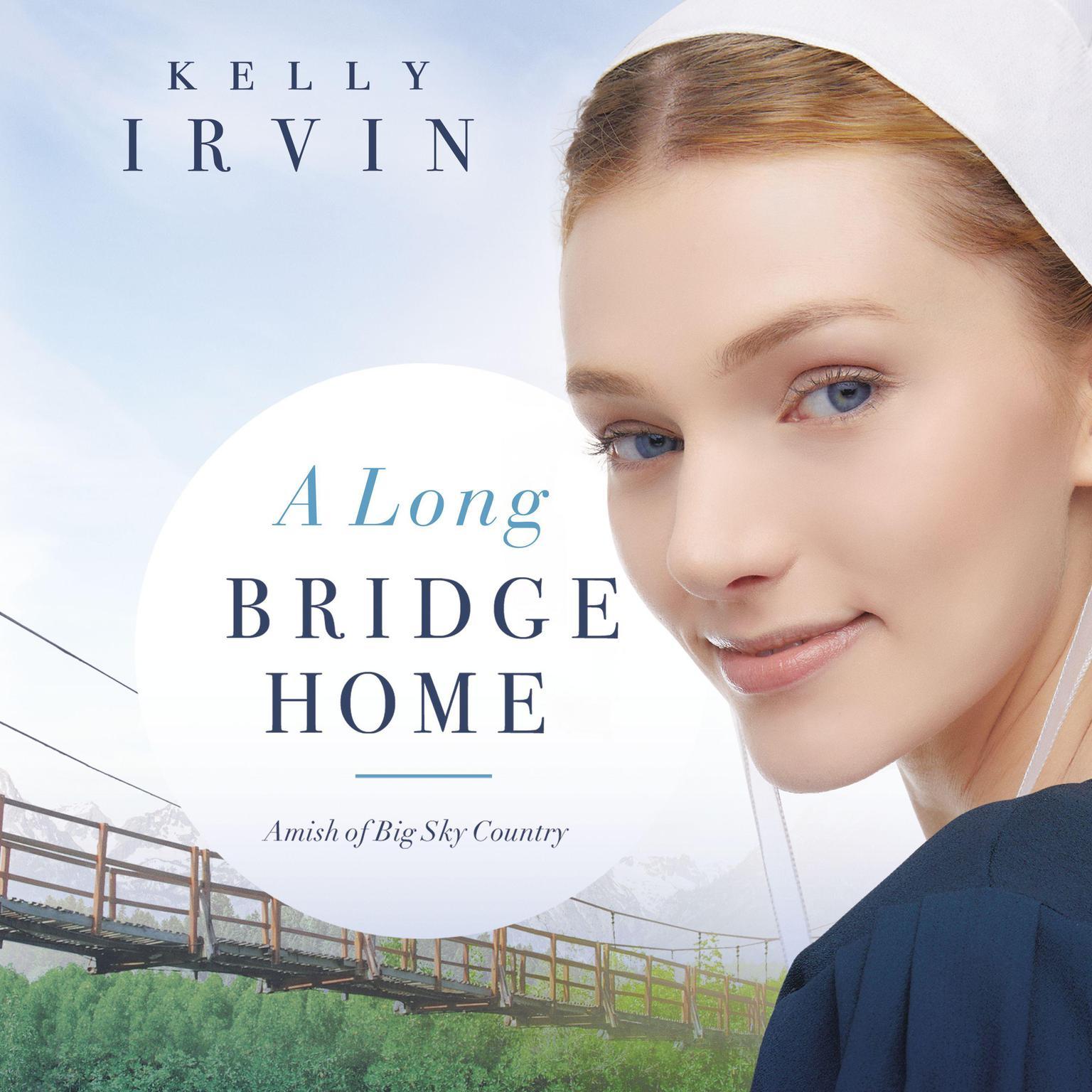 Printable A Long Bridge Home Audiobook Cover Art