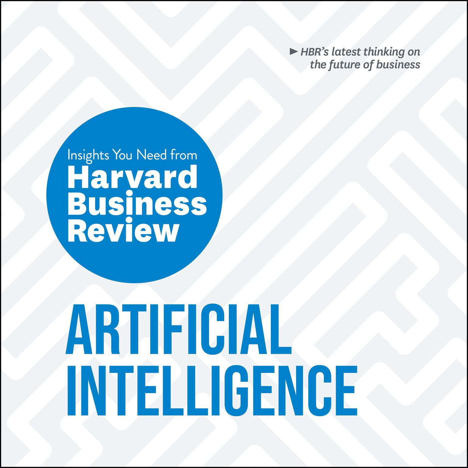 Printable Artificial Intelligence: The Insights You Need from Harvard Business Review Audiobook Cover Art