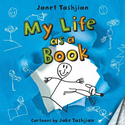 My Life as a Book Audiobook, by Janet Tashjian