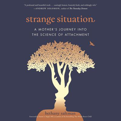 Strange Situation: A Mothers Journey into the Science of Attachment Audiobook, by
