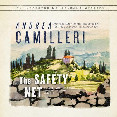 The Safety Net Audiobook, by Andrea Camilleri