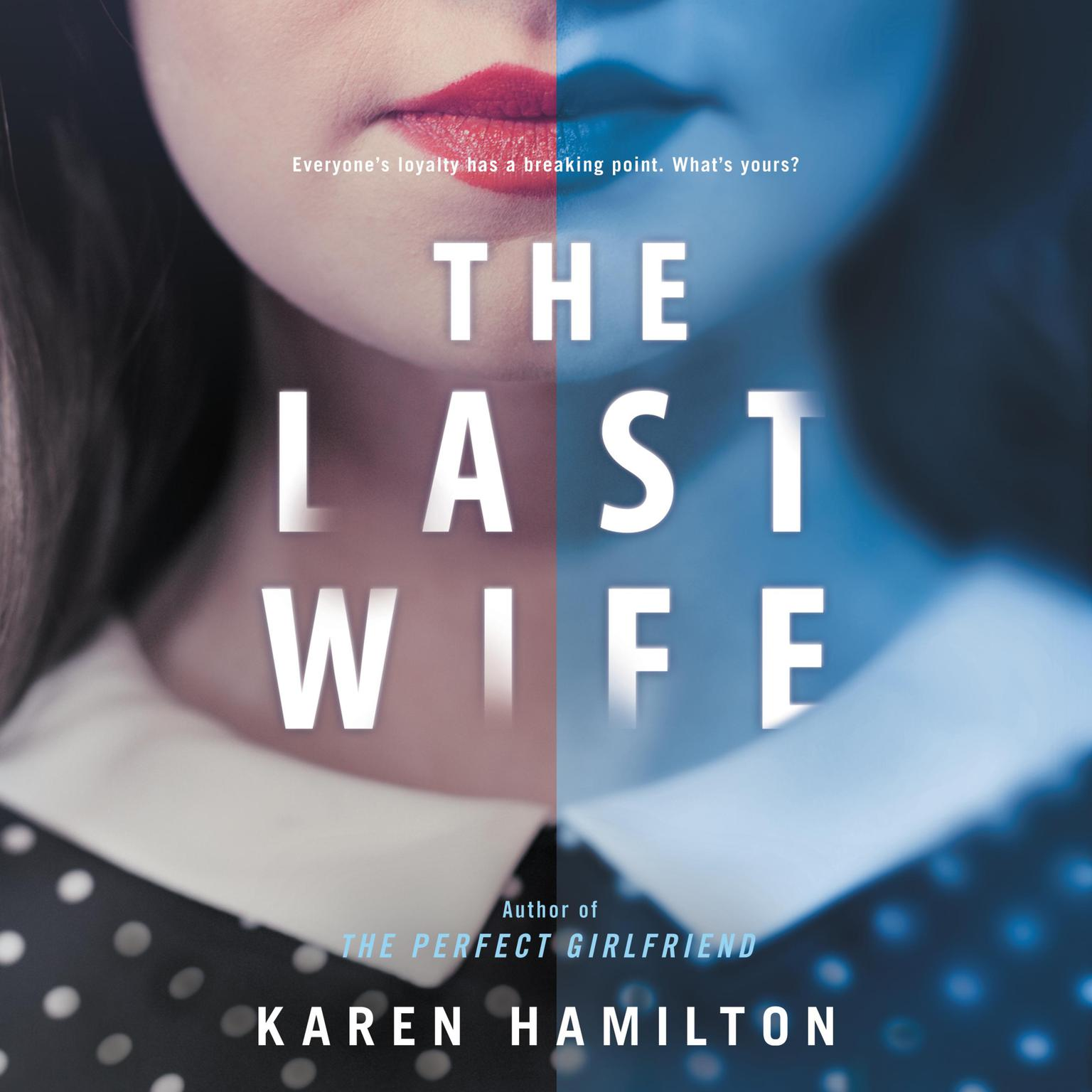 Printable The Last Wife Audiobook Cover Art
