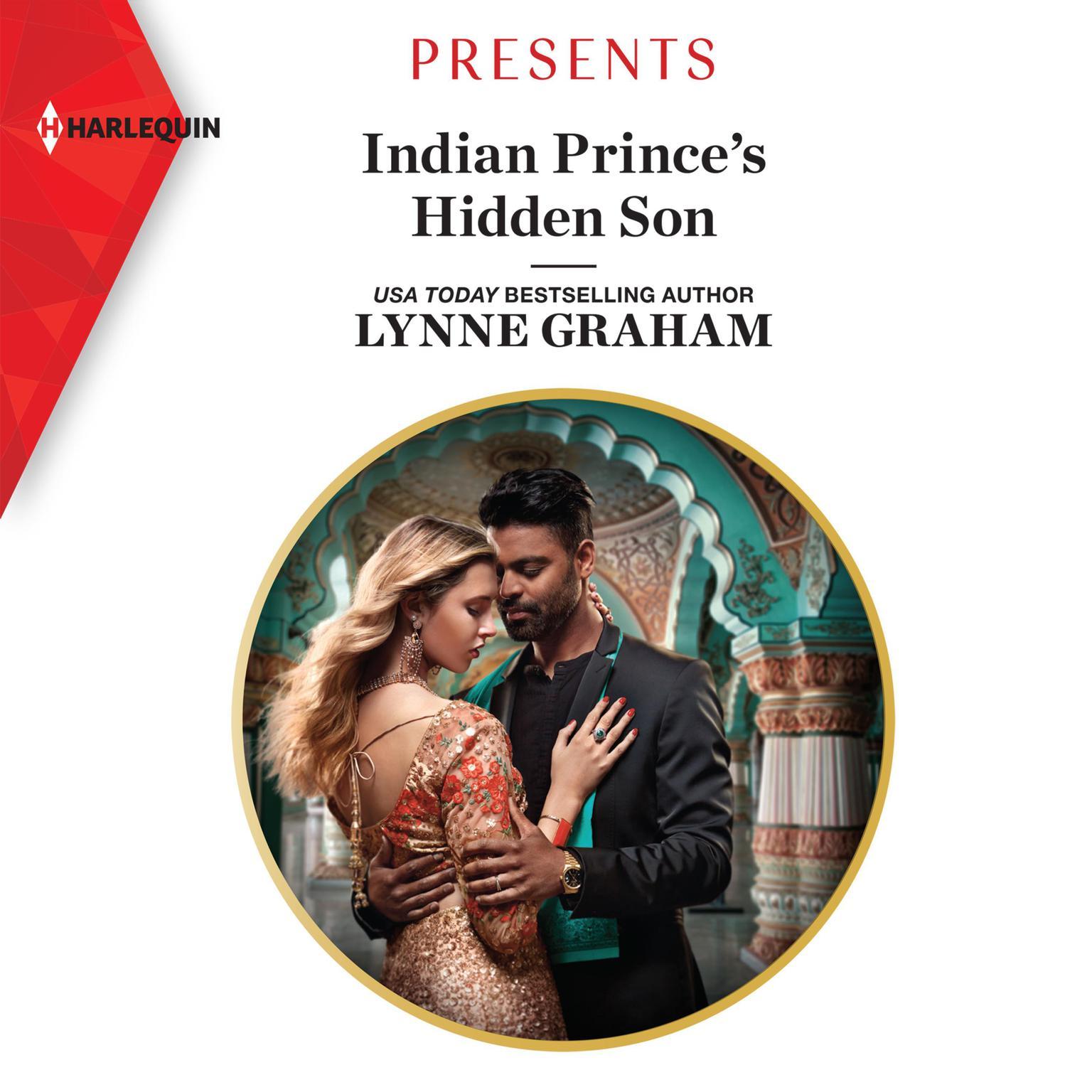 Indian Princes Hidden Son Audiobook, by Lynne Graham