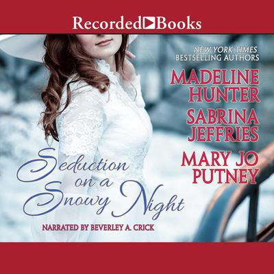 Seduction on a Snowy Night Audiobook, by Madeline Hunter