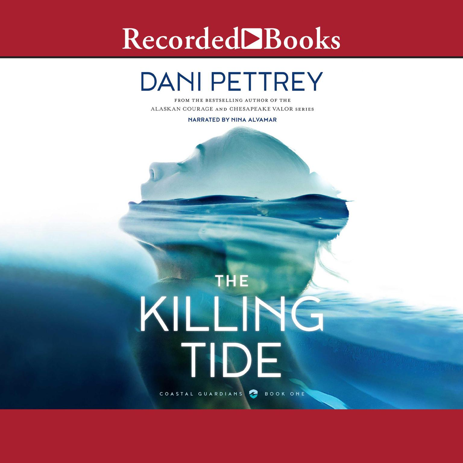 Printable The Killing Tide Audiobook Cover Art