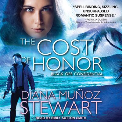 The Cost of Honor Audiobook, by Diana Muñoz Stewart