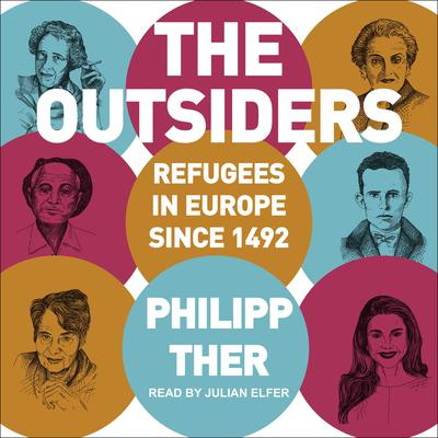 The Outsiders: Refugees in Europe since 1492 Audiobook, by Philipp Ther