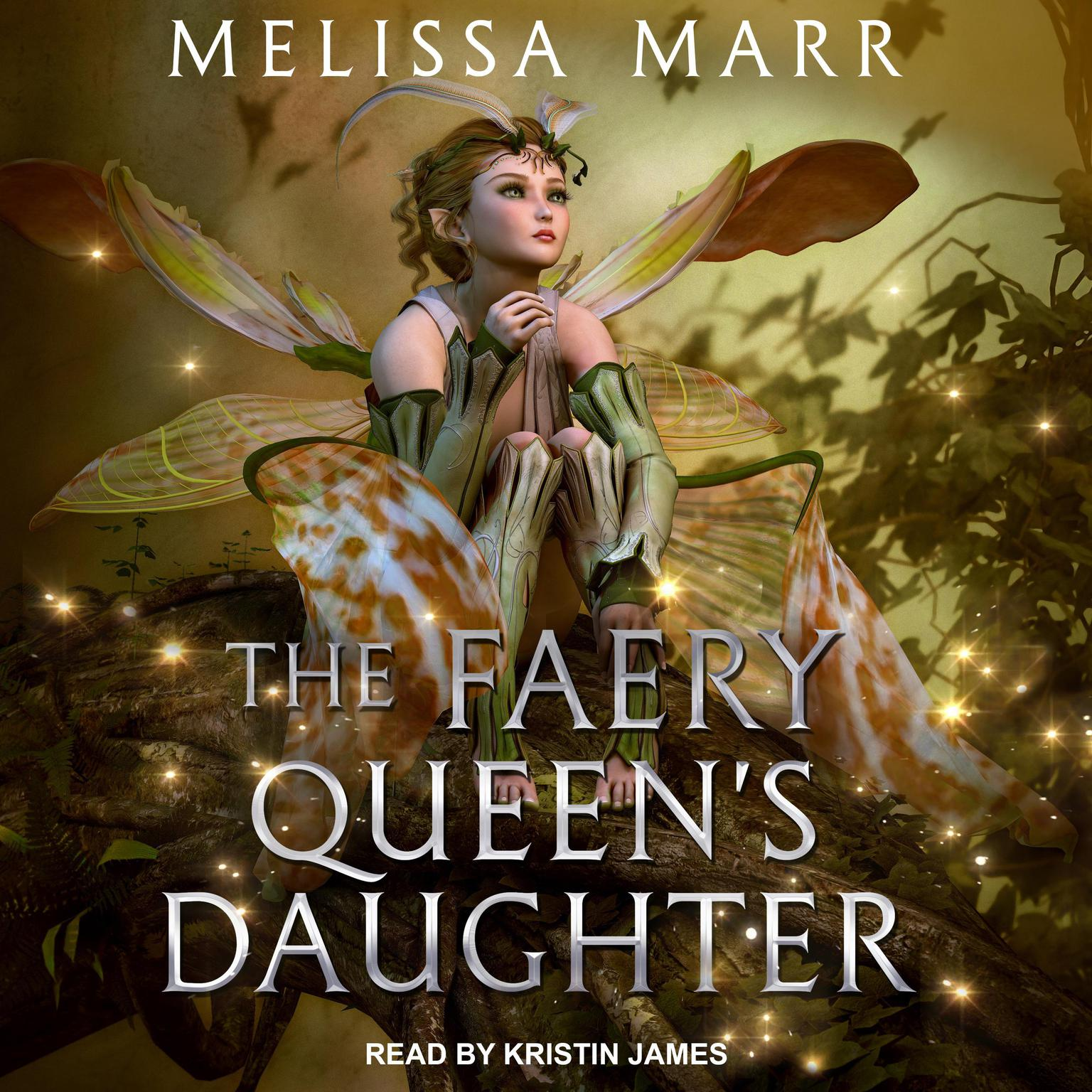 Printable The Faery Queen's Daughter Audiobook Cover Art