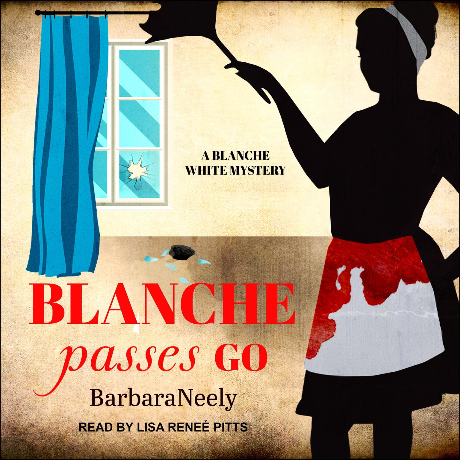 Printable Blanche Passes Go Audiobook Cover Art