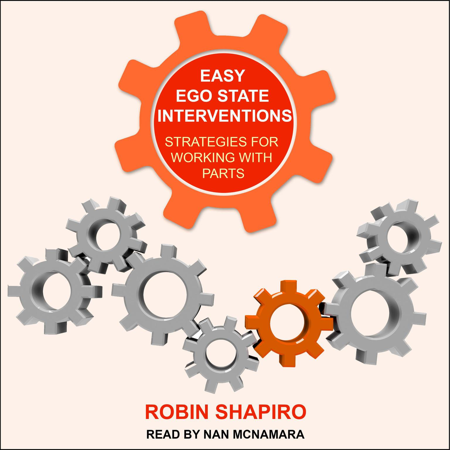 Printable Easy Ego State Interventions: Strategies for Working With Parts Audiobook Cover Art